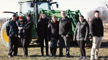 Resilient farmers vs. COVID-19: A 'cover story' family farm