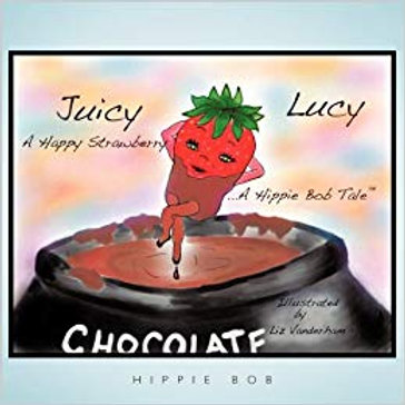 Juicy Lucy....A Happy Strawberry