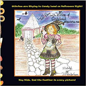 Tab-Boo and the Witches of Candy Land