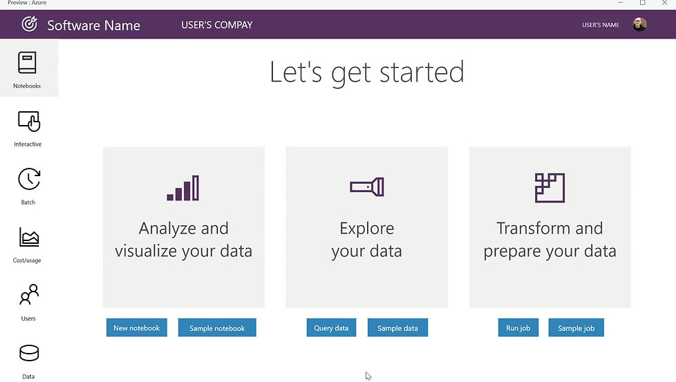 Microsoft Azure Demo
