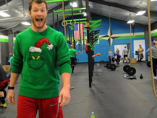 Friday 12/23/16 - 12 Days of CrossFit