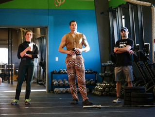 Wednesday 7/25/18 -  Barbell Movements