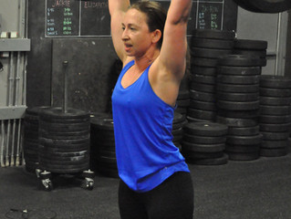 Monday 2/26/18 - Squat + Box Jump