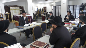 Special Lecture by Rabbi Yeamans this Past Thursday