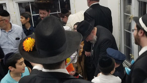 Purim at the Kollel 5780 (with Photos)