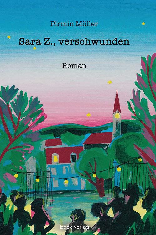 Sara Z., verschwunden (eBook)