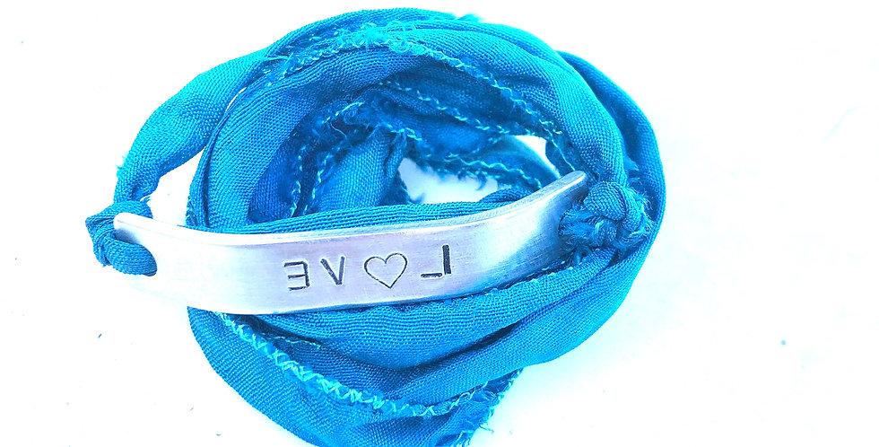 Silk Wrap EVOL Bracelet