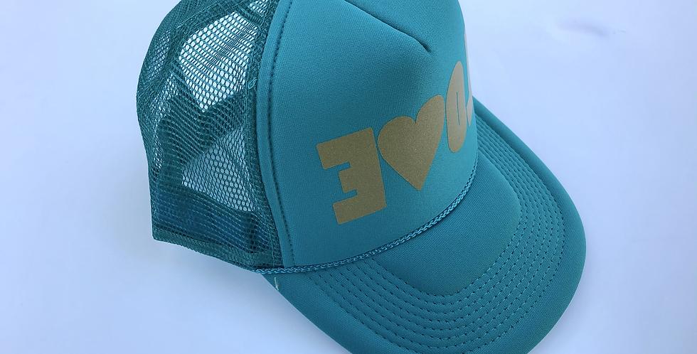 EVOL Hat Adult Teal