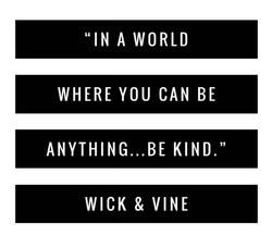 Wick & Vine Candles