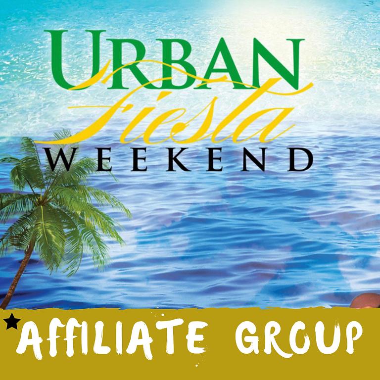 Urban Fiesta Weekend - Jamaica  2022