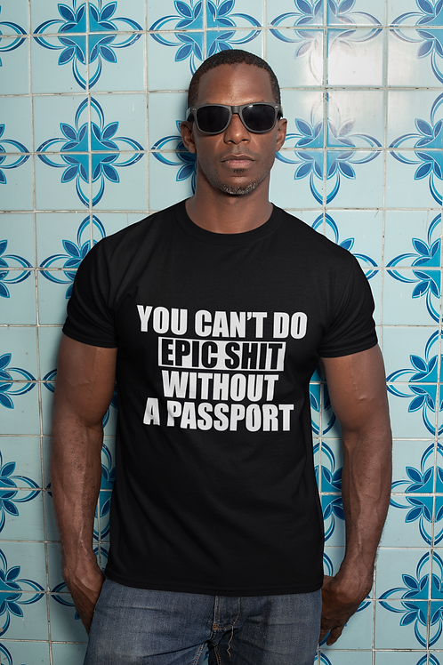 Basic Shit Short-Sleeve Unisex T-Shirt