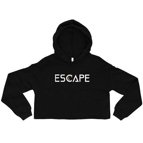 Escape Crop Hoodie (Womens)