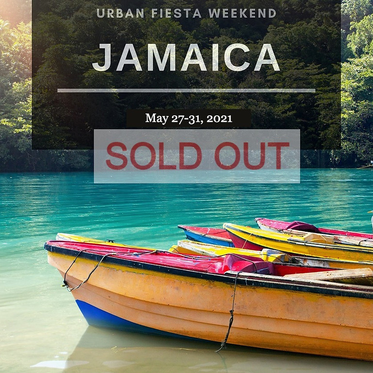 Urban Fiesta Weekend - Jamaica