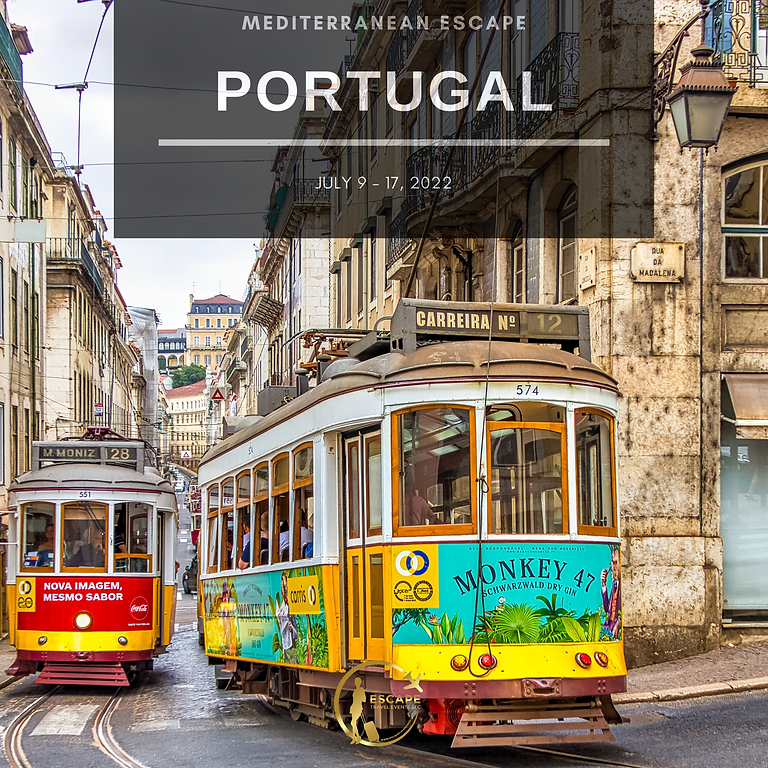 Portugal - A Mediterranean Escape - Hosted Group