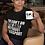 Thumbnail: Basic Shit T-Shirt (Womens)