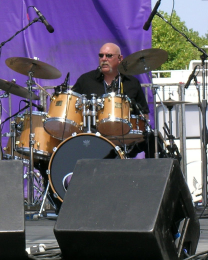 Tom Wilcox - drums