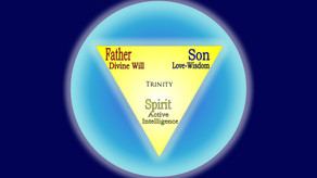 2. The Triple Nature of God Within Us