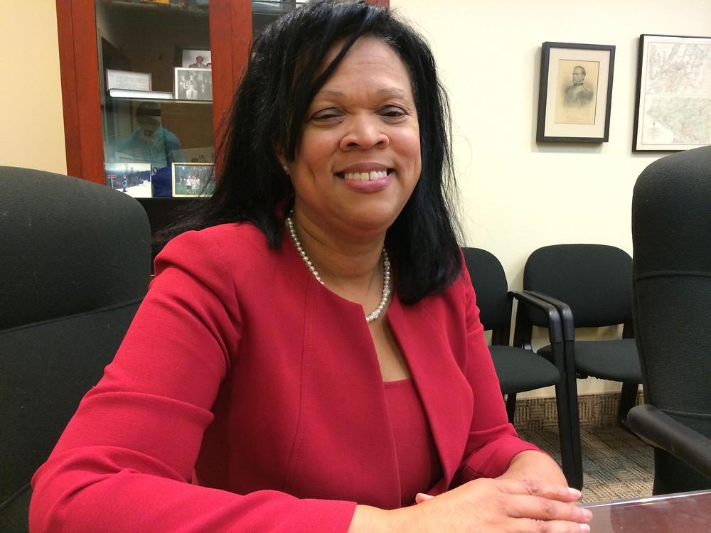 Dr. Angela Neal Barrett