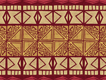 A Tribal Inspired Pattern
