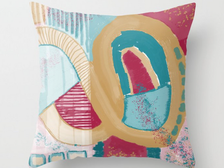My Society6 Shop: New Work!