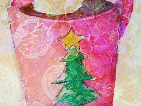 Advent Calendar Art: Day 4