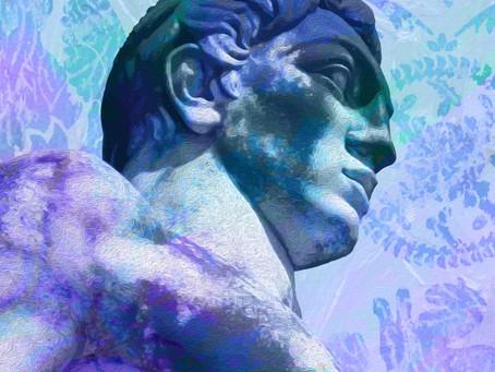 Ultra Violet Sculpture