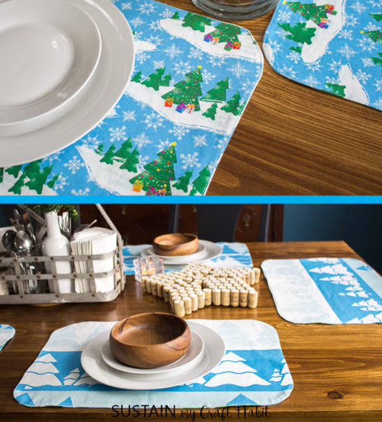 Winter Wonder Placemats