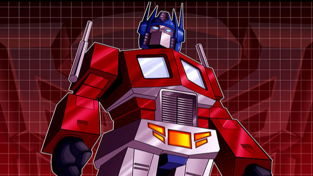 Photoshop Tutorial: Making Optimus Prime
