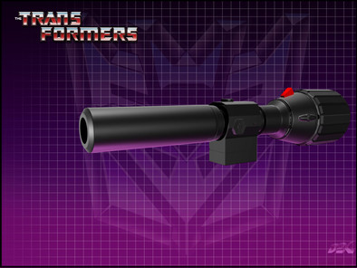 Megatron's Fusion Cannon