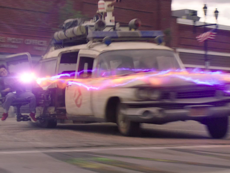"""The """"Real"""" Ghostbusters?????"""