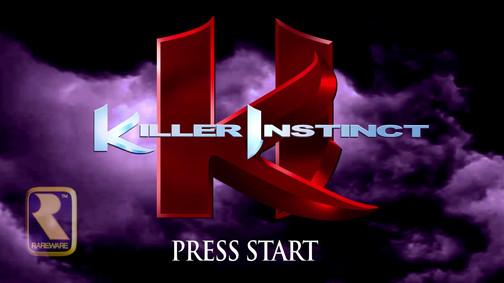Killer Instinct Arcade Intro