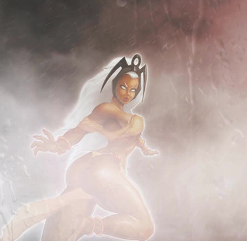 Savage Land Storm (Animated)