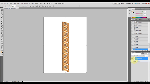 Photoshop Tutorial: How To Make A Zipper