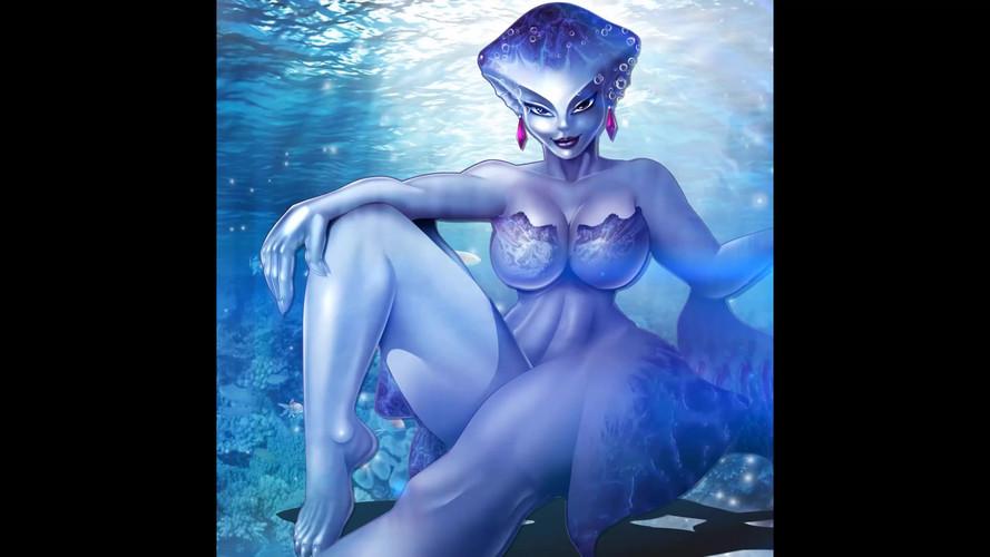 Ruto Underwater