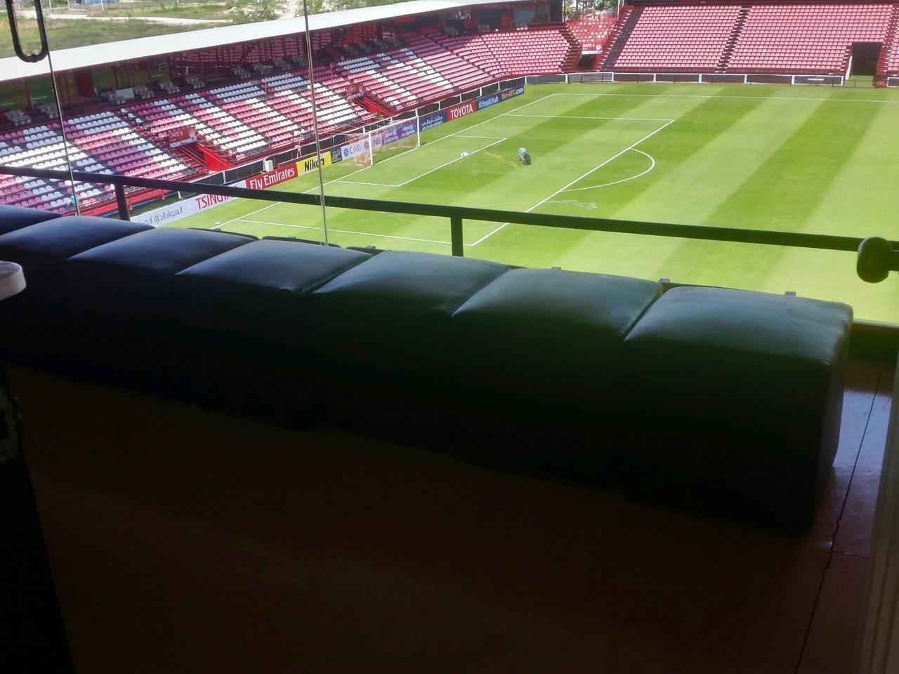 West Zone VIP - upper  level