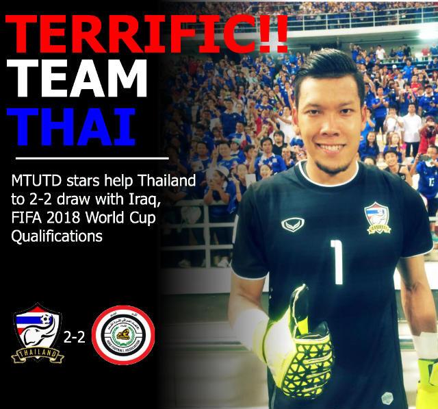 Terrific Team Thailand