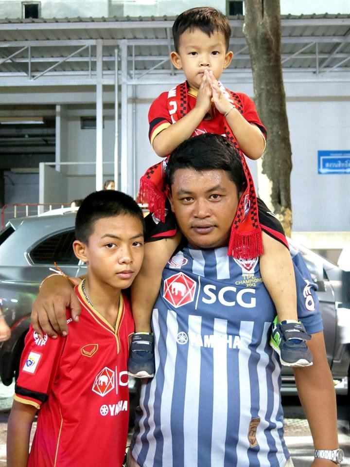 Muangthong Fans Match vs. Army United May 31, 2014 - 01.jpg