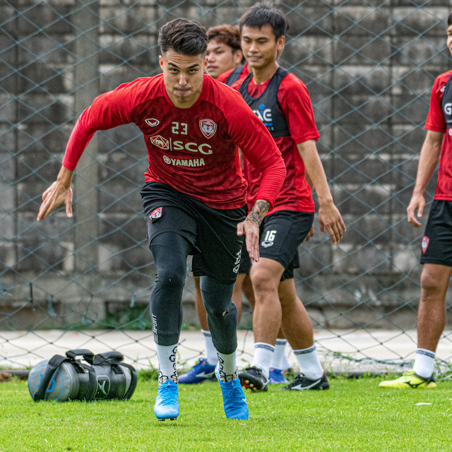 Charyl Chappuis in training, July 2019