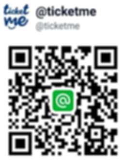 Ticket Me - Scan to register with the LINE APP