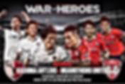 2017  - War of Heroes