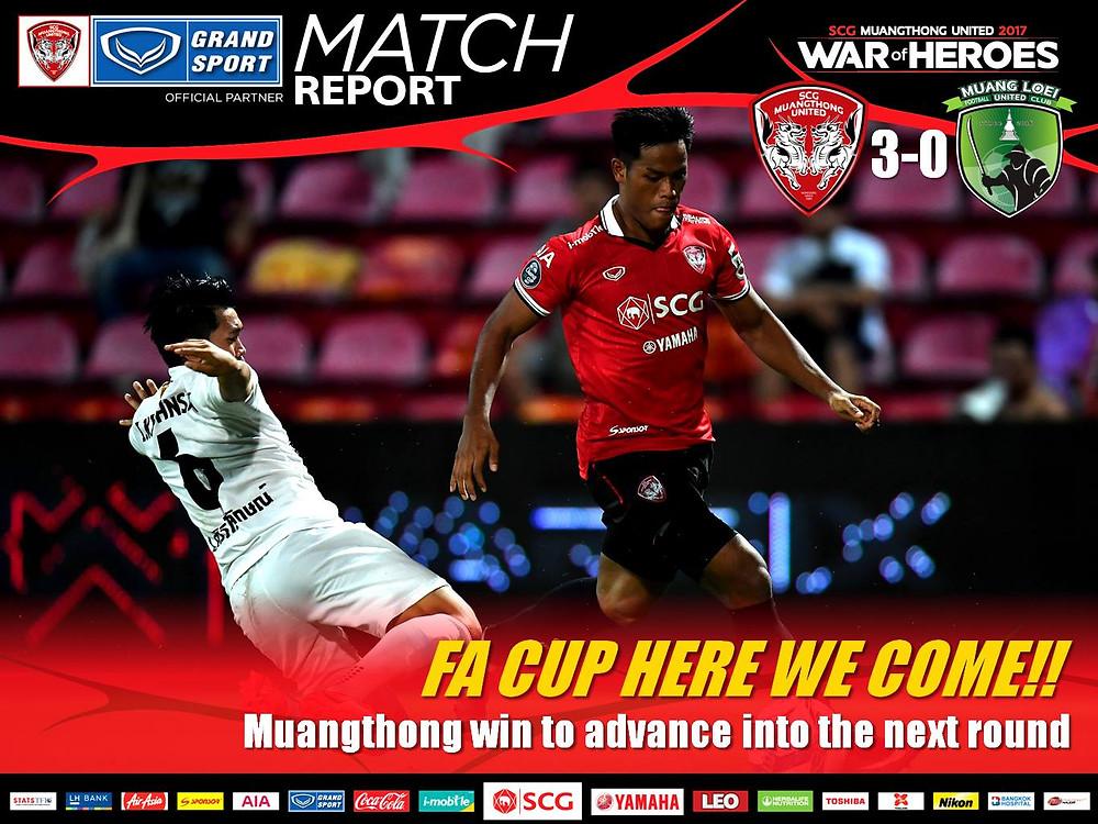 FA CUP BOUND!!