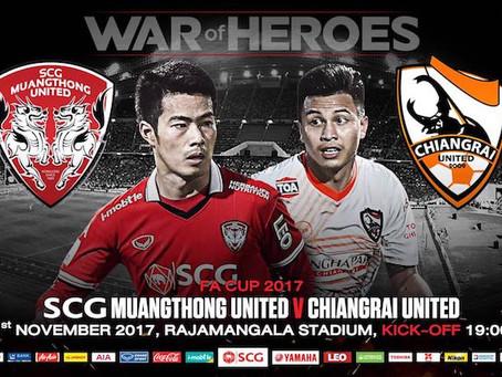FA CUP SEMIFINAL - The Kirin vs. Chiang Rai United