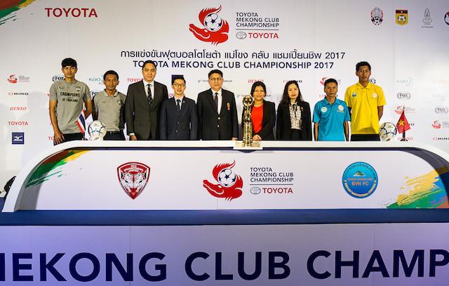 MEKONG CLUB CHAMPIONSHIP - prematch press conference