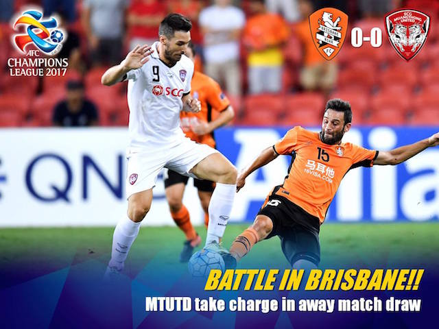 BATTLE IN BRISBANE!!