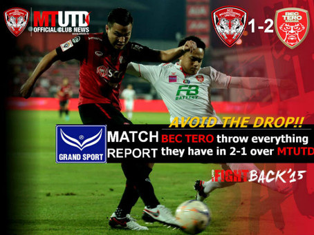 FIGHT THE DROP!! Bectero have all out assault in 2-1 win to fight relegation
