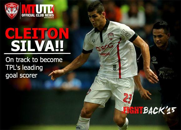 Cleiton Silva on Target