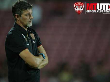 Dragan Talajic - agreement reached to end contract
