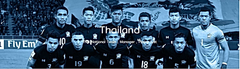 Thailand's National Football Teams at the Thai FA site