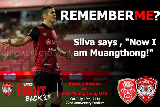 Cleiton Silva - I am Muangthong