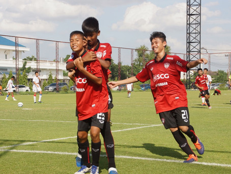MTUTD ACADEMY: Thai Youth League Group Stage vs. Bangkok United